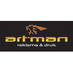 ART-MAN LOGO NOWE orange